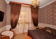 Венеция на Страстном бульваре | м. Чеховская | Парковка Бюджетный двухместный номер с 1 кроватью или 2 отдельными кроватями