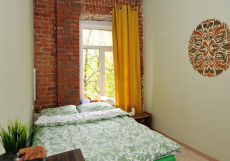 Найс хостел Комсомольская | м. Красносельская | Парковка Бюджетный двухместный номер с 1 кроватью