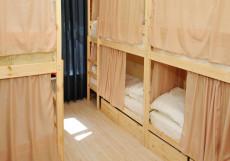 Найс хостел Комсомольская | м. Красносельская | Парковка Кровать в общем 6-местном номере для мужчин и женщин