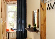 Найс хостел Комсомольская | м. Красносельская | Парковка Кровать в общем четырехместном номере для женщин