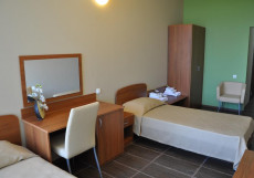 Агропарк Казань Отель | Казань | Парковка Стандартный двухместный номер с 2 отдельными кроватями