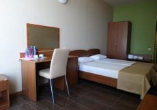 Агропарк Казань Отель | Казань | Парковка Улучшенный двухместный номер с 1 кроватью