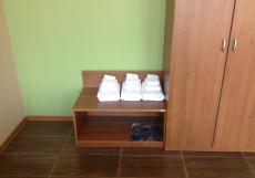 Агропарк Казань Отель | Казань | Парковка Стандартный трехместный номер