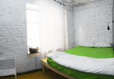 Арт Культура | СПБ | Чернышевская Двухместный номер с 1 кроватью и общей ванной комнатой