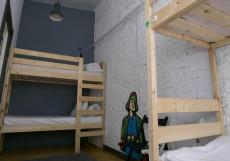 Арт Культура | СПБ | Чернышевская Кровать в общем четырехместном номере для мужчин и женщин