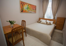 Новый День   СПБ   м. Балтийская   Wi-Fi Двухместный номер с 1 кроватью или 2 отдельными кроватями