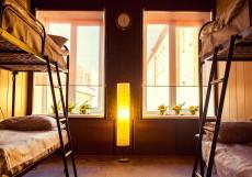 Новый День   СПБ   м. Балтийская   Wi-Fi Кровать в общем 6-местном номере для мужчин и женщин
