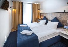 Апарт-отель Наумов Небольшой двухместный номер с 1 кроватью или 2 отдельными кроватями