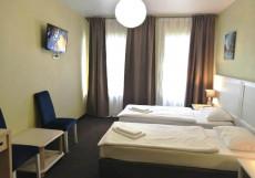 Apart отель Наумов Небольшой двухместный номер с 2 отдельными кроватями