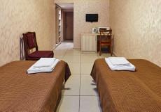City Room | СПб | м.  Площадь Восстания | Парковка Двухместный номер с 1 кроватью или 2 отдельными кроватями