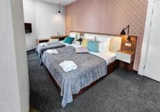 Arbat Residence | Баррикадная | Парковка Улучшенный трехместный номер