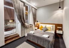 Arbat Residence | Баррикадная | Парковка Улучшенный двухместный номер с 1 кроватью