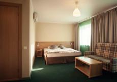 ВОСТОК -  VOSTOK | г. Тюмень | Wi-Fi | Парковка Комфорт двухместный (1 кровать)