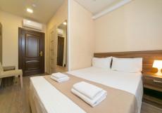 Invite City House   | м. Шелепиха | Парковка Стандартный двухместный номер с 1 кроватью или 2 отдельными кроватями