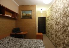 Хостел Mac-House | м. Новохохловская | Парковка Бюджетный двухместный номер с 1 кроватью
