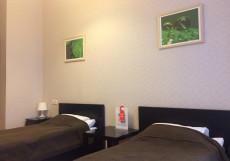 Смоленка | м. Приморская | Парковка Стандартный двухместный номер с 1 кроватью или 2 отдельными кроватями