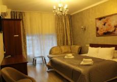 Ангелина на Рублевке | м. Кунцевская |  Wi-Fi Улучшенный двухместный номер с 1 кроватью или 2 отдельными кроватями