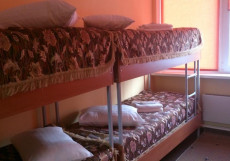 Братиславская - 2 | м. Братиславская | Парковка Кровать в общем четырехместном номере