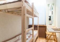Солотель | м. Пушкинская | Wi-Fi Номер эконом-класса с двухъярусной кроватью