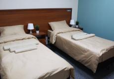 Найс | м. Измайловская | Парковка Двухместный номер эконом-класса с 1 кроватью или 2 отдельными кроватями