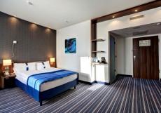 Holiday Inn Express Voronezh Kirova Стандартный двухместный номер с 1 кроватью или 2 отдельными кроватями