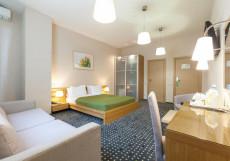 Меридиан | г. Самара | Wi-Fi Улучшенный двухместный номер с 1 кроватью