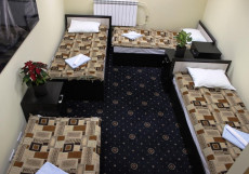 Prime | м. Маяковская | Парковка Кровать в общем четырехместном номере для женщин