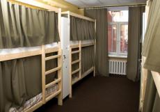 Гостиничный проезд | м. Окружная | Парковка Кровать в общем 8-местном номере для мужчин и женщин