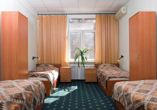 Гостиничный проезд | м. Окружная | Парковка Кровать в общем 4-местном номере для мужчин и женщин