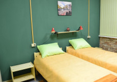 Nice Hostel on Peterburgskaya   Казань   Парковка Стандартный трехместный номер