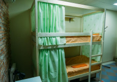 Nice Hostel on Peterburgskaya   Казань   Парковка Стандартный четырехместный номер