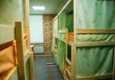 Nice Hostel on Peterburgskaya   Казань   Парковка Кровать в общем 6-местном номере для мужчин и женщин