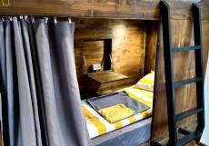 Baraban Hostel  - Барабан Хостел Кровать в общем номере с 4 кроватями