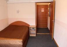 Орбиталь | СПБ | м. Пионерская | Парковка Двухместный номер эконом-класса с 1 кроватью или 2 отдельными кроватями
