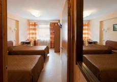 Орбиталь | СПБ | м. Пионерская | Парковка Стандартный двухместный номер с 1 кроватью или 2 отдельными кроватями