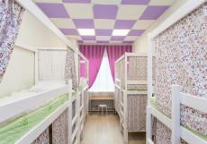 Артист на Семеновской | м. Семеновская | Wi-Fi Двухъярусная кровать в общем номере для женщин