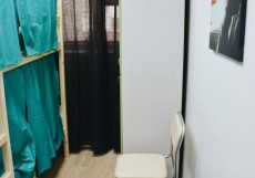Nice Hostel Курская | м. Чкаловская | Wi-Fi Кровать в общем четырехместном номере