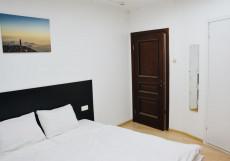 Nice Hostel Курская | м. Чкаловская | Wi-Fi Двухместный номер Делюкс с 1 кроватью или 2 отдельными кроватями