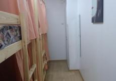 Nice Hostel Курская | м. Чкаловская | Wi-Fi Четырехместный номер