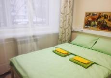 Хостелы Рус-Казанский Вокзал Двухместный номер с 1 кроватью