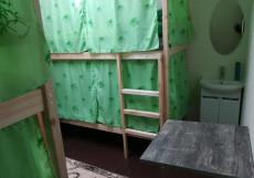 Бэлль | м. Юго-Западная | Парковка Кровать в общем четырехместном номере для мужчин и женщин