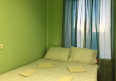На Нахимовском Проспекте | м. Каховская | Парковка Небольшой двухместный номер с 1 кроватью