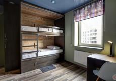 Рус Братиславская | м. Братиславская | Парковка Кровать в общем четырехместном номере