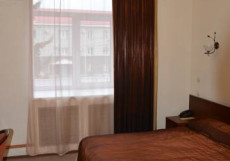 Академия   Гостинично - ресторанный комплекс   Курган Небольшой двухместный номер с 1 кроватью