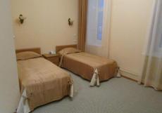 Академия   Гостинично - ресторанный комплекс   Курган Двухместный номер с 2 отдельными кроватями