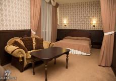 Академия   Гостинично - ресторанный комплекс   Курган Стандартный двухместный люкс с 1 кроватью