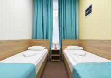 Сити Стар Улучшенный двухместный номер с 2 отдельными кроватями