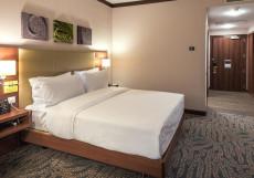 Hilton Garden Inn Astana Номер с кроватью размера «queen-size» - Подходит для гостей с ограниченными физическими возможностями