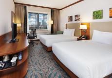 Hilton Garden Inn Astana Двухместный номер с 2 отдельными кроватями