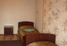 Патриот | г. Калининград Двухместный номер с 2 отдельными кроватями и общей ванной комнатой